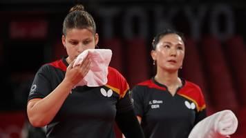 tokio 2021   so lief die olympia-nacht: tischtennis-enttäuschung und schwimm-gold