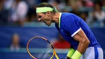 Turnier in Washington: Nadal siegt bei Rückkehr auf die Tennis-Tour