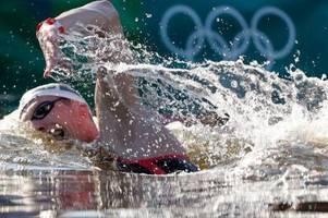 goldschwimmer florian welbrock hat im wasser viel zeit, nachzudenken