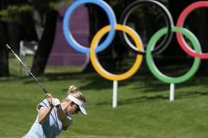 Olympia-Turnier der Golf-Damen droht Verkürzung