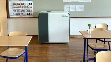 """Schulen und Schutz vor Corona - """"Viel Schrott dabei"""": wenig Geld und mieses Angebot – Länder verschärfen Luftfilter-Krise"""