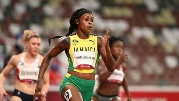Rechteverletzung - Jamaika-Sprinterin postet Olympia-Videos bei Instagram - Account wird gesperrt