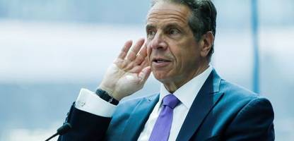 vorwürfe der sexuellen belästigung: strafanzeige gegen new yorks gouverneur andrew cuomo