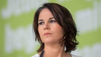 kommentar von ulrich reitz - nichts als ein grüner traum: warum es baerbocks mega-ministerium nie geben wird