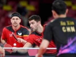 tischtennis bei olympia: versuchen wir es eben ein 19. mal!