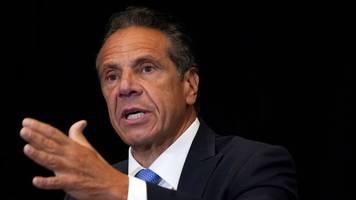 us-gouverneur - fall cuomo: anwälte prangern voreingenommenheit an