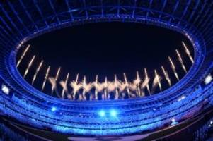 olympia 2021: live! so läuft die olympia-schlussfeier - rauhe trägt fahne