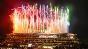 olympia 2021 | abschlussfeier in tokio: olympische spiele der hoffnung vorbei