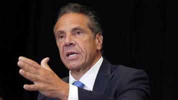 new yorks gouverneur andrew cuomo: amtsenthebungsverfahren wird vorbereitet