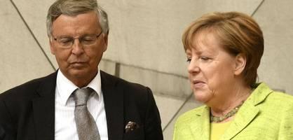 """""""Ab und zu hätte ich ihr gern zugerufen: Angela, mach dich doch mal locker"""""""
