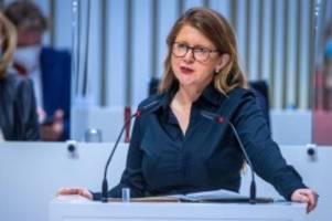 justiz: justizministerin hoffmeister rät zu vorsorgevollmachten