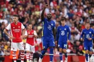 Premier League: Traumstart: Lukaku trifft bei Chelseas Sieg gegen Arsenal