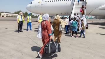zoff bei grün-schwarz über aufnahme von flüchtlinge