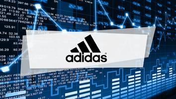 adidas-aktie aktuell - adidas legt 1,5 prozent zu