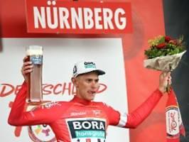 kristoff gewinnt etappe: politt triumphiert bei der deutschland tour