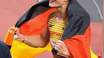 paralympics: streng sprintet zu gold,  floors zu geteiltem bronze