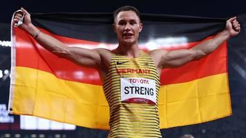 Paralympics in Tokio: Gold für Sprinter Felix Streng – Schäfer und Floors holen Bronze