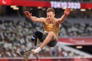 paralympics: weitspringer markus rehm holt gold für deutschland