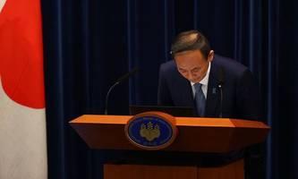 der unglücksrabe an japans regierungsspitze gibt auf [premium]