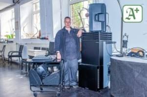 Corona: Für das Land sind Luftfilter nur heiße Luft