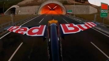 türkei: pilot rast mit 245 km/h durch autotunnel – weltrekord!