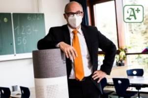 corona news für den norden: erste mobile luftfilter für hamburgs klassenzimmer