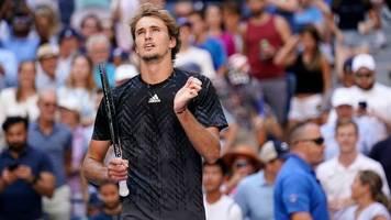 US Open: Zverev in New York bereit für große Taten - Aus für Otte