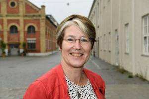 spd-kandidatin ulrike bahr bekommt im wahlkampf rückenwind von olaf scholz