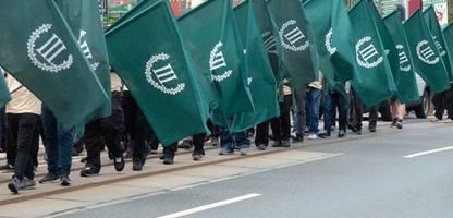 rechtsextreme wahlplakate in sachsen gegen grüne: »zynische menschenverachtung«