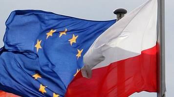 unabhängigkeit der justiz: ungarn kritisiert eu-kommission in justizstreit mit polen