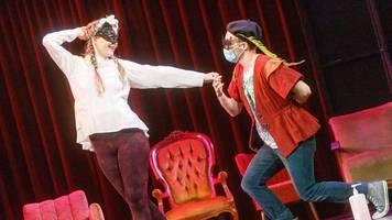 Musical: Nicht anfassen! Liebe in Zeiten des Abstands