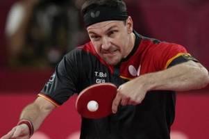 deutsches team bei tischtennis-em ohne boll und ovtcharov