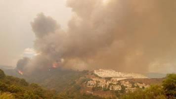 Feuerwehrmann stirbt bei Waldbrand in Spanien