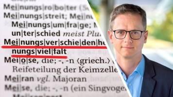 """""""Neustart für Deutschland"""" - die Chancen-Kolumne - """"Aber laut würde ich das nicht sagen"""": Streitkultur ist an einem Tiefpunkt angelangt"""