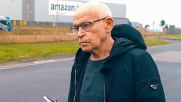 """RTL-Sendung deckt Missstände auf  - Angstkultur und Knochenjob: """"Team Wallraff"""" undercover bei Versandriese Amazon"""