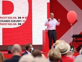 Nach Razzia im Finanzministerium: Scholz wehrt sich gegen Kritik