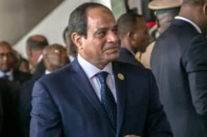 Internationale Kritik: Ägypten verspricht Verbesserungen bei Menschenrechten