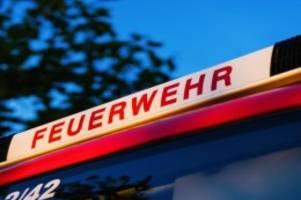 Unwetter: Starkregen beschert Feuerwehr in Lüneburg über 70 Einsätze