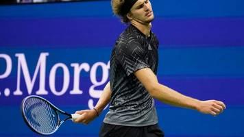 US Open - Zverev kämpft in fünf Sätzen vergeblich: Djokovic im Finale