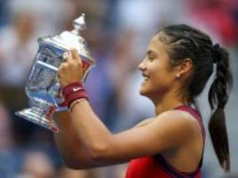 Emma Raducanu gewinnt die US Open: Von Practice Court 8 zum Triumph