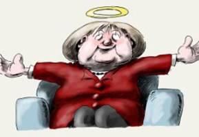 Zeichner Stuttmann im Interview: Merkel hat die Politik ziemlich umgekrempelt