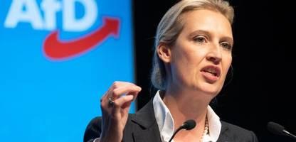 Alice Weidel kündigt Klagen der AfD gegen 2G-Regel an