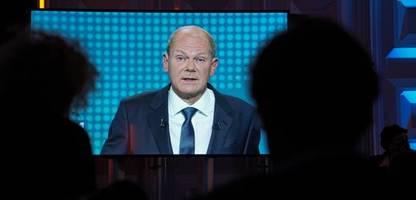 Triell mit Olaf Scholz, Armin Laschet und Annalena Baerbock: Blitzumfragen sehen Scholz als Sieger