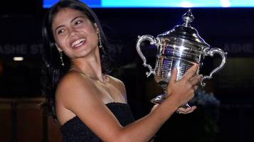 tennis: queen elizabeth ii. gratuliert raducanu zum us-open-sieg