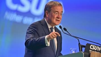 BTW 2021 – Nach Rede von Armin Laschet: SPD und Union liefern sich Schlagabtausch