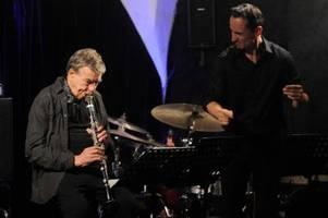 Jazzlegende Rolf Kühn kann mit der Klarinette einfach alles