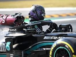 Die Lehren des GP von Monza: Hamiltons Schock überlagert McLaren-Party