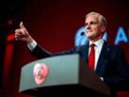 Sozialdemokraten gewinnen Wahl in Norwegen