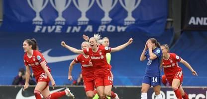 Champions League der Frauen: FC Bayern München trifft auf Olympique Lyon, Hoffenheim auf FC Barcelona