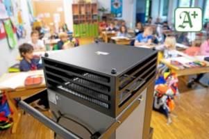 corona: norderstedt schafft mehr als 200 luftfilter für schulen an